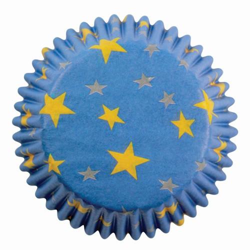 Muffinsform Golden Stars - PME