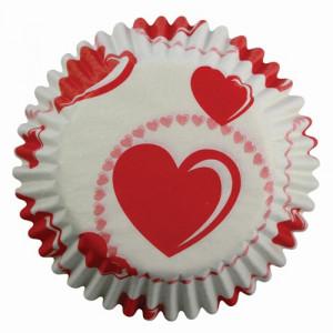 PME Muffinsform Hearts