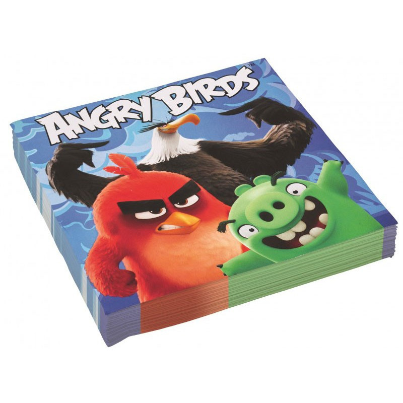Servetter Angry Birds The Movie