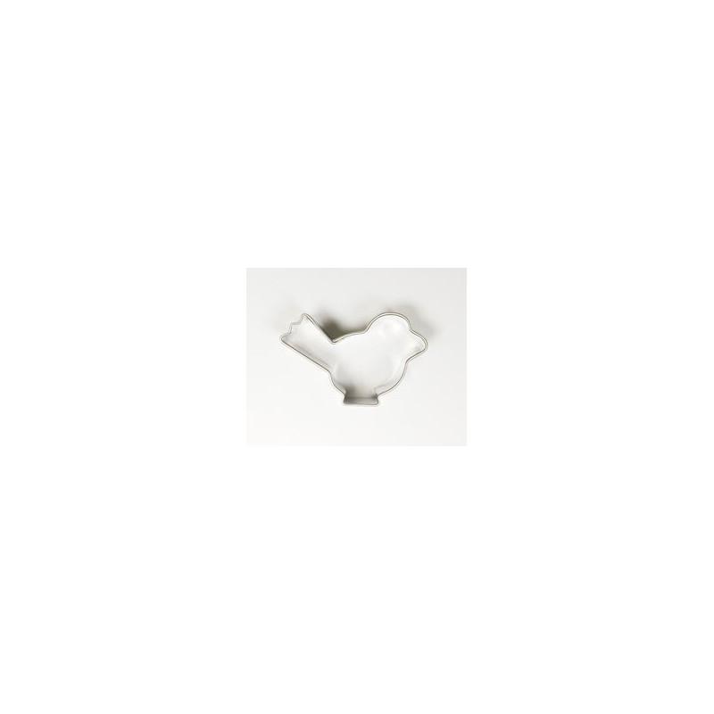 Utstickare Fågel 4,5 cm