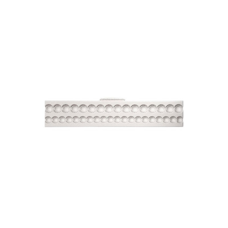 Katy Sue Designs Silikonform Pärlband, Beaded Pearl