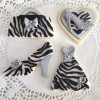 Katy Sue Designs Silikonform Zebra