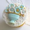 Katy Sue Designs Silikonform Royal Lace