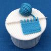 Katy Sue Designs Silikonform Knitting