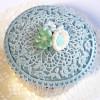 Katy Sue Designs Silikonform Floral Lace