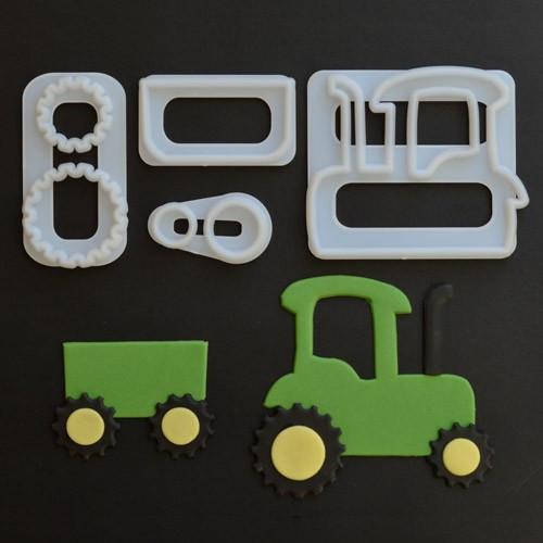 FMM Utstickare Traktor