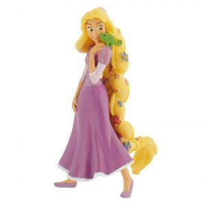 Disney Tårtdekoration i plast, Rapunzel