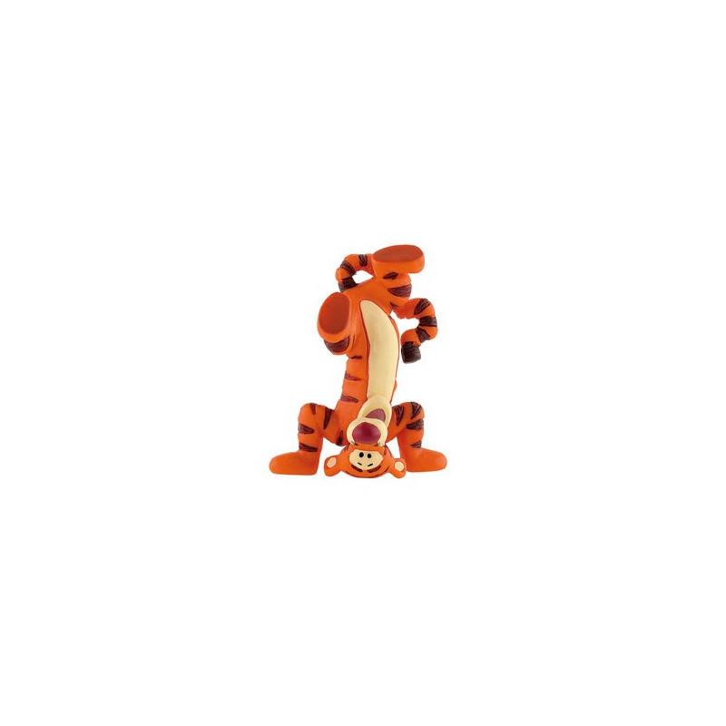 Disney Tårtdekoration i plast, Tigger