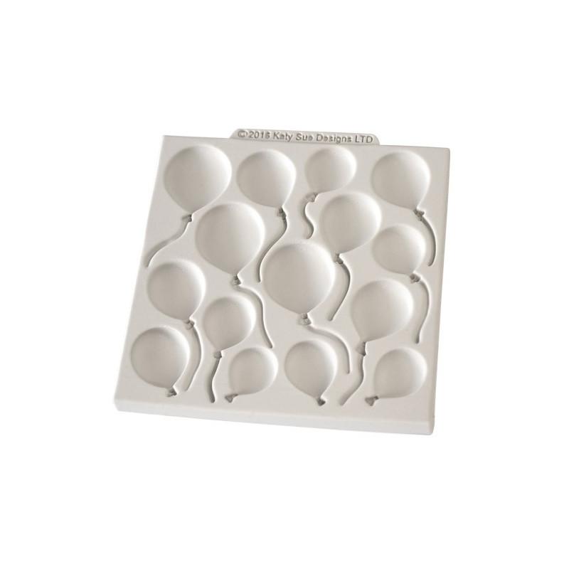 Katy Sue Designs Silikonform Ballonger