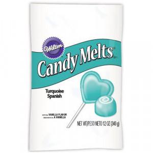 Wilton Candy Melts Turkos