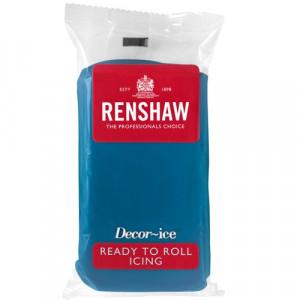 Renshaw Sockerpasta Atlantic Blue, 500 g