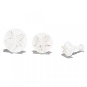 Patisse Utstickare Star / Rose Calyx