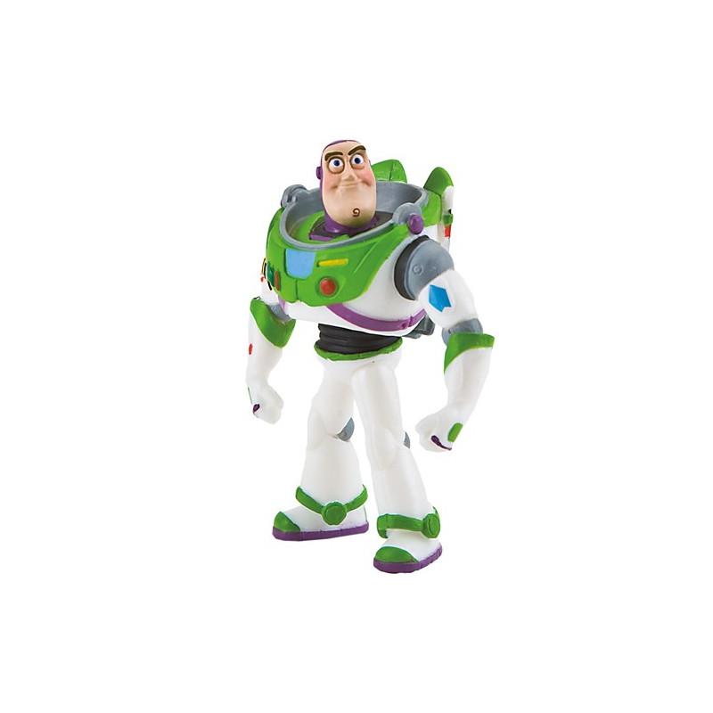 Disney Tårtdekoration i plast, Buzz Lightyear
