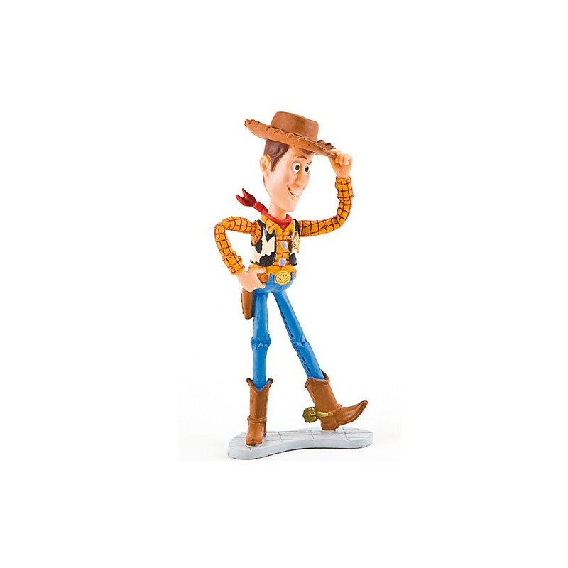 Disney Tårtdekoration i plast, Woody