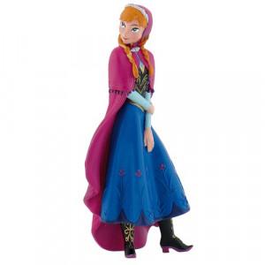 Disney Tårtdekoration i plast, Anna