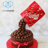 CakeFrame Pouring Kit, Gravity Defying Cake