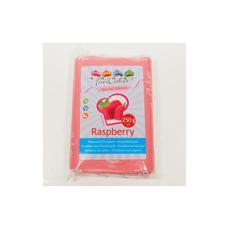 FunCakes Sockerpasta med hallonsmak, rosa