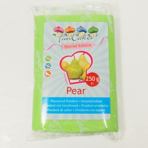 FunCakes Sockerpasta med päronsmak, grön