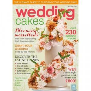 Squires Kitchen Wedding Cakes nr 60, Höst 2016
