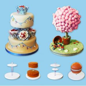 CakeFrame Tiers & Spheres Set