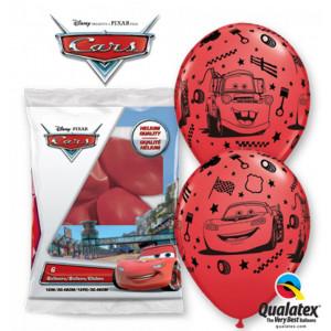 Ballonger Cars, röda
