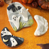 Katy Sue Designs Silikonform Spöke