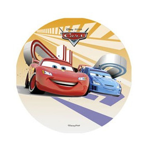Modecor Disney Tårtoblat Cars (D)