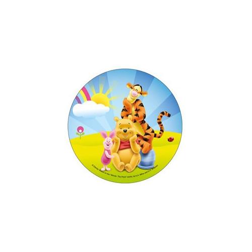 Modecor Disney Tårtoblat Nalle Puh (A)