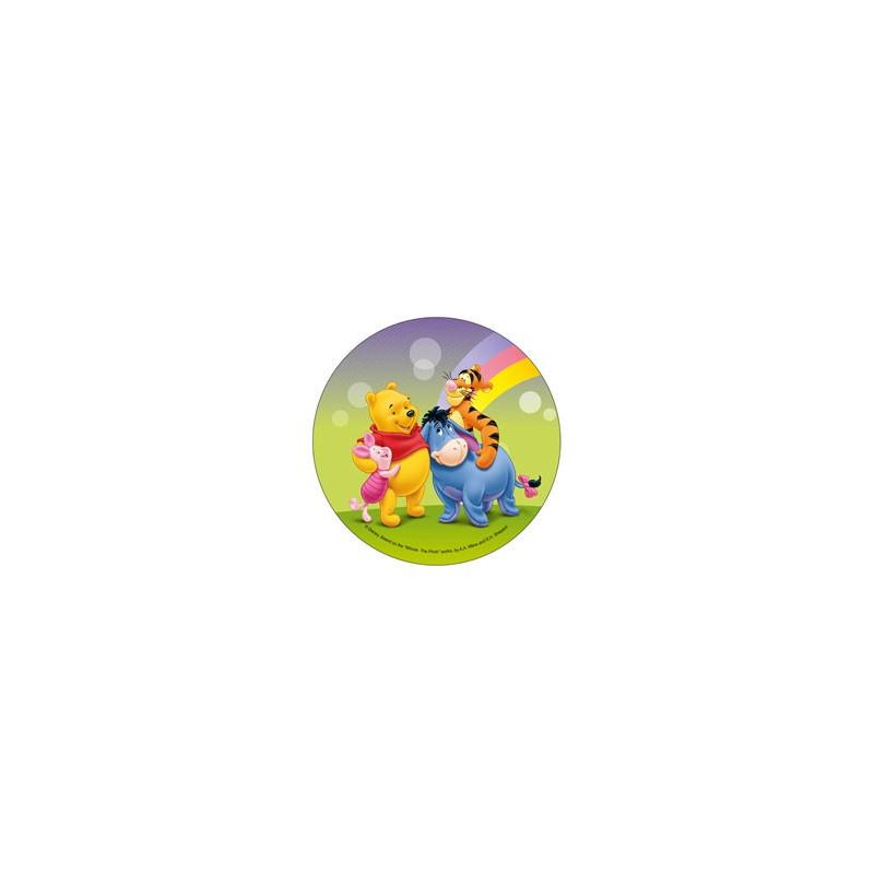 Modecor Disney Tårtoblat Nalle Puh (C)