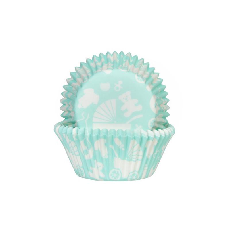 House of Marie Muffinsform Newborn, mint