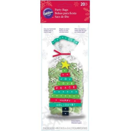 Wilton Godispåsar Merry Bright Tree