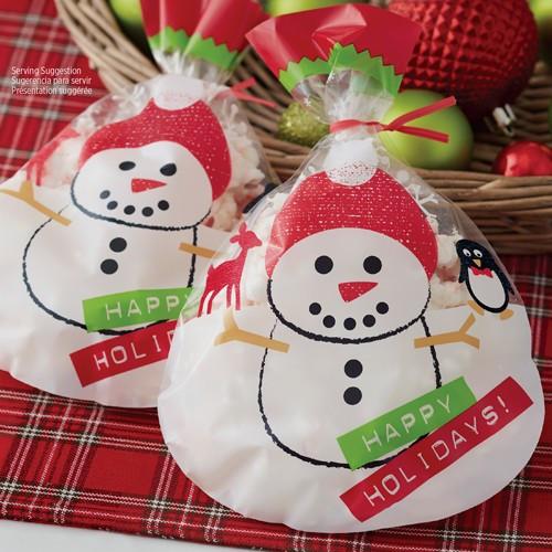 Wilton Godispåsar Merry Bright Snowman