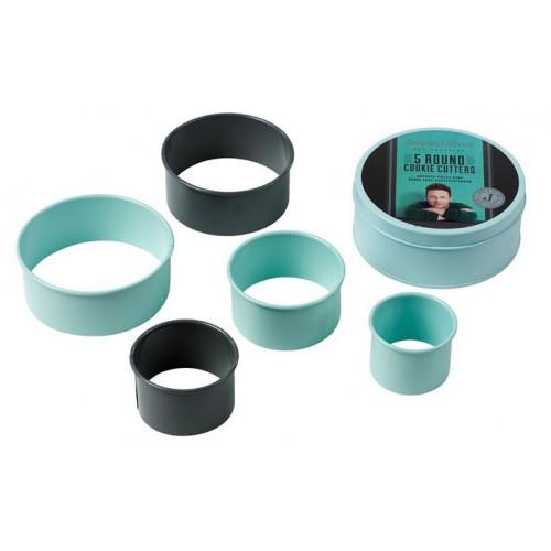 Jamie Oliver Utstickare Runda