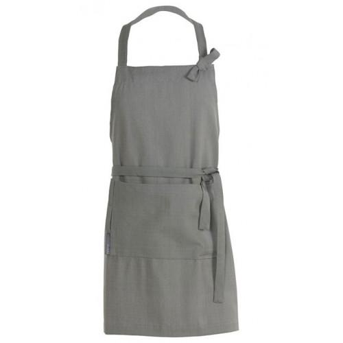 Södahl Förkläde Herringbone, grå