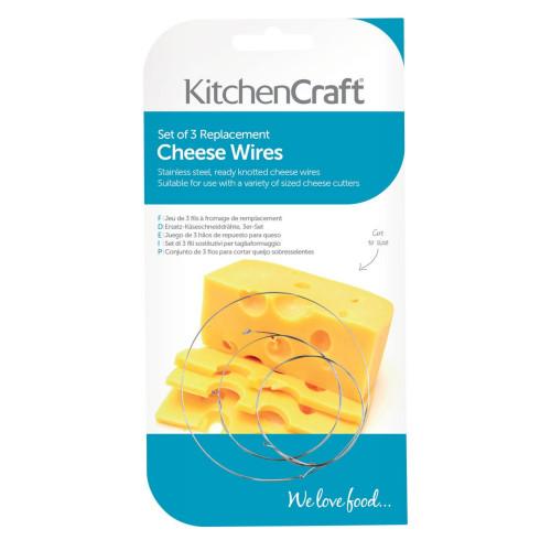 Kitchen Craft Ersättningstråd till osthyvel