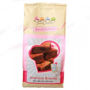 FunCakes Amerikansk Brownie Mix, 1 kg