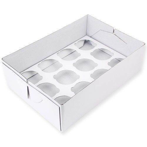 PME Cupcake Box 12 cupcakes, 9 cm