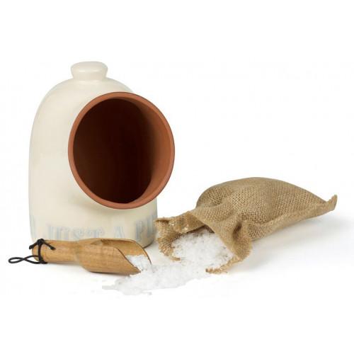 Jamie Oliver Saltkar Salt Pig, Terrakotta