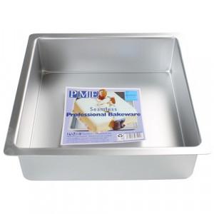 PME Bakform kvadratisk extra djup, 40,6 cm