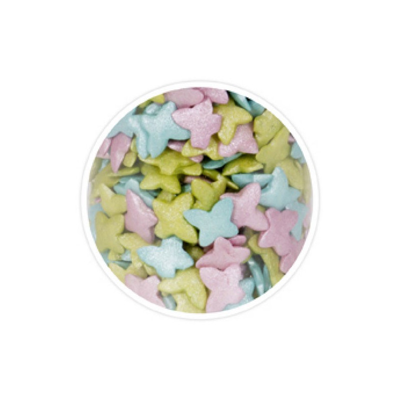 Städter Strössel Fjärilar Springtime, 40 g