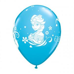 Disney Ballonger Frozen, blå