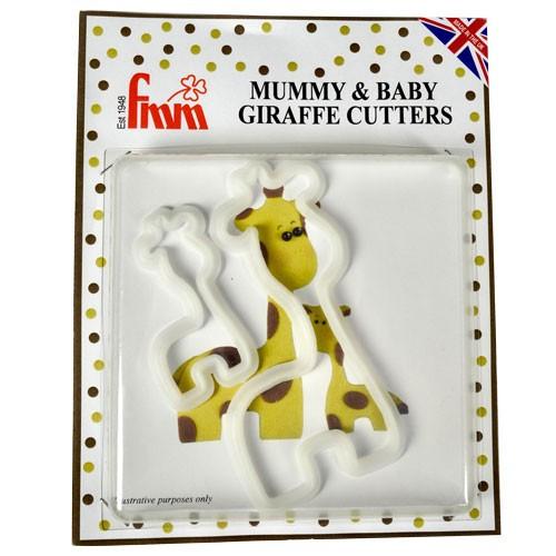 FMM Utstickare Giraff