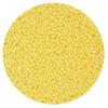 Städter Strössel Sockerpärlor, citrongul, 65 g