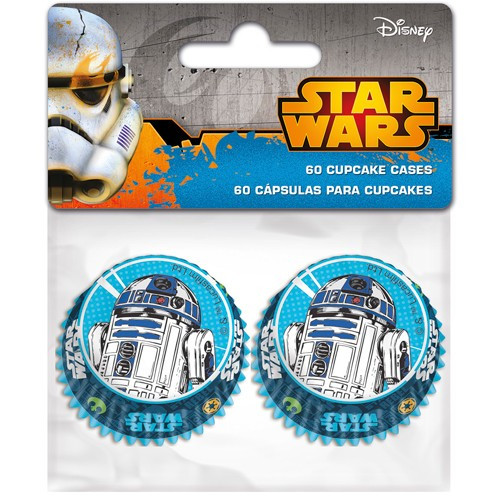 Stor Minimuffinsform Star Wars R2-D2
