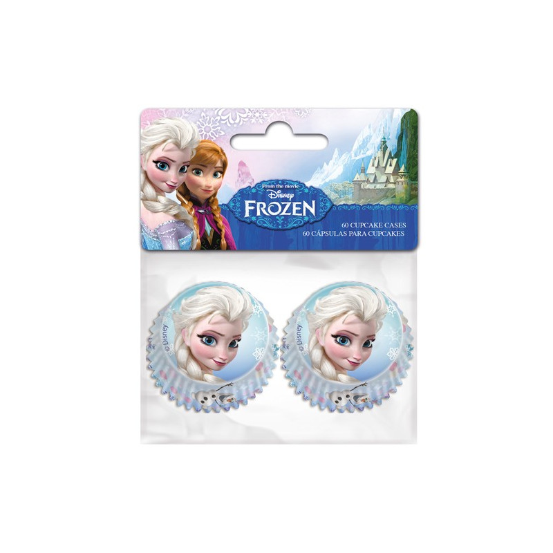 Stor Minimuffinsform Frozen