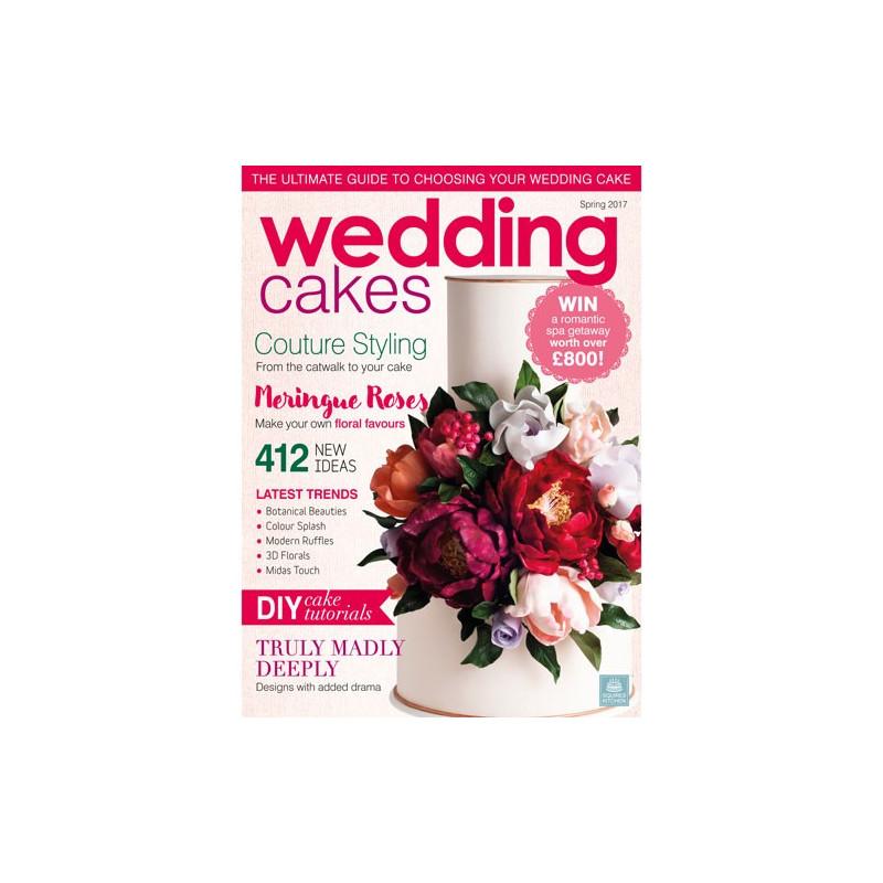 Squires Kitchen Wedding Cakes nr 62, Vår 2017