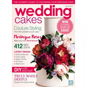 Squires Kitchen Wedding Cakes nr 62, Vår 2017