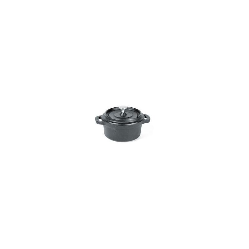 Xantia Minigjutjärnsgryta Ø 10 cm, med lock