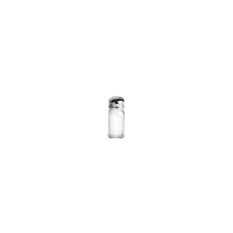 Xantia Salt- eller Pepparströare, rostfritt stål och glas