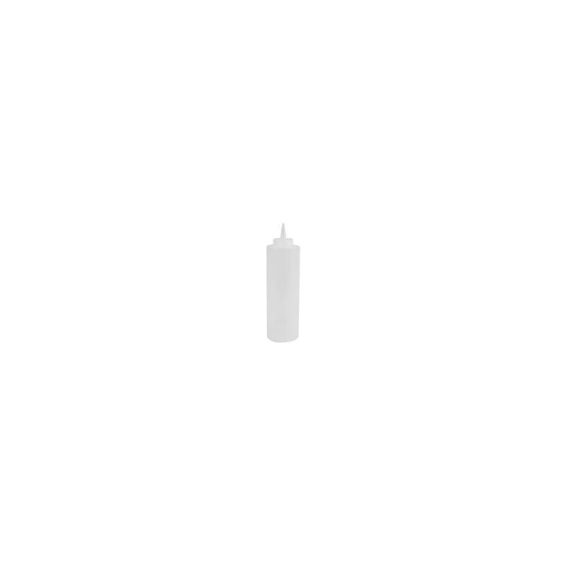 Xantia Dressingflaska transparent plast 0,68L